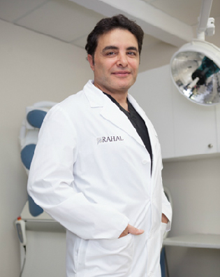 Picture of Dr. Rahal.