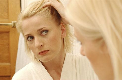 Female Hair Thinning Natural Treatment