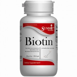 how to avoid pimples when taking biotin